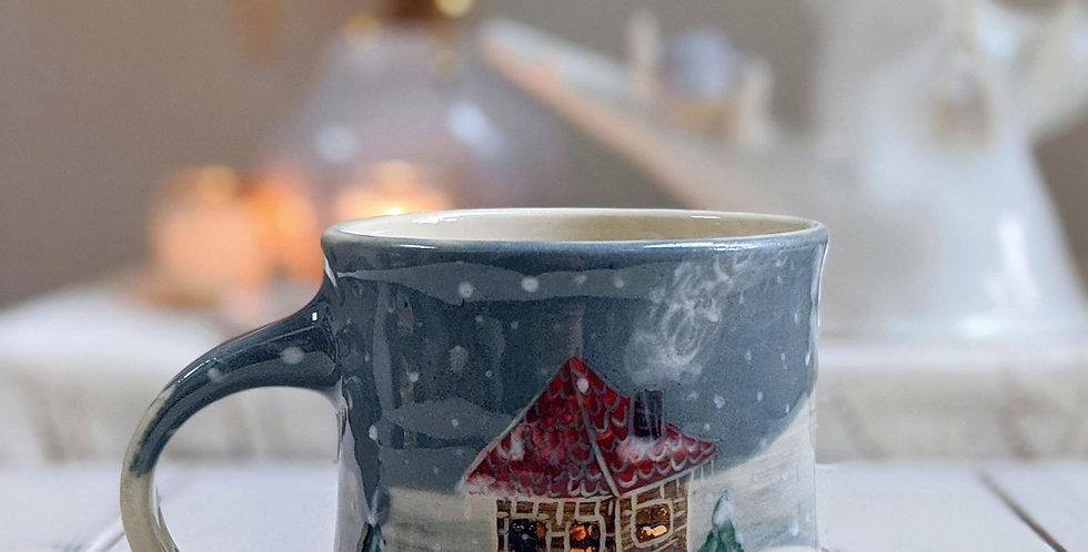 Cozy Cabin Mug