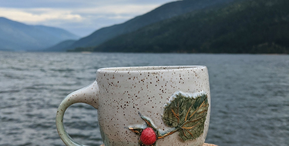 Thimbleberry Memories Mug