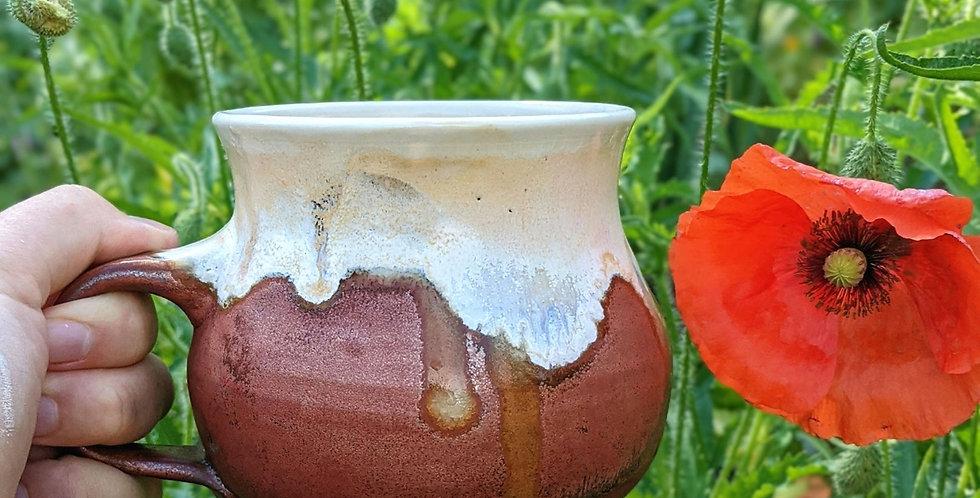Changeling Red Poppy Mug