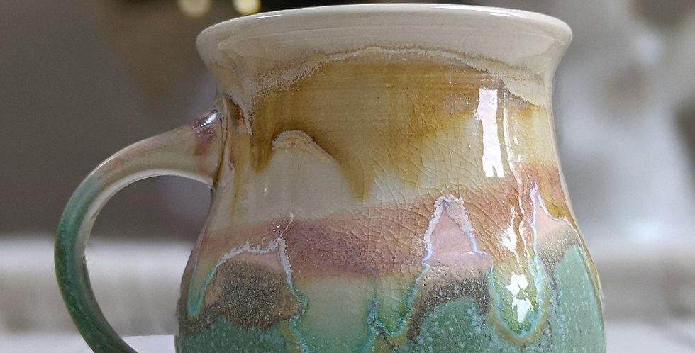 Changeling Frosted Sunrise Mug