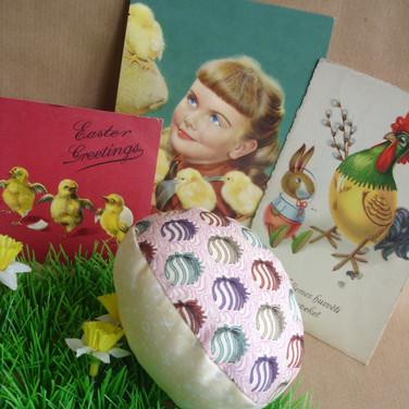 Juggling Easter Egg