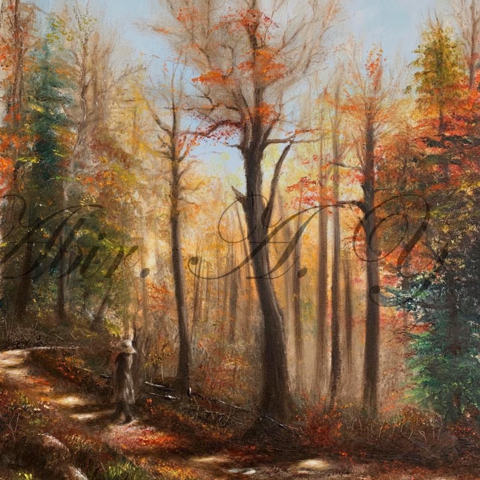 Walking the Path Alone