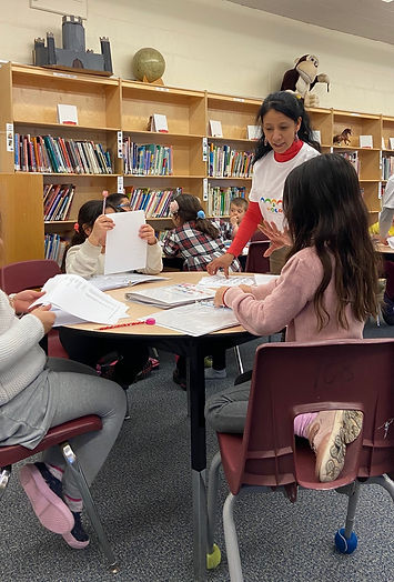 HOLA Spanish Classes for kids