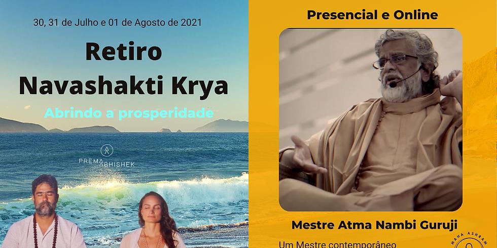 Navashakti Krya Retreat