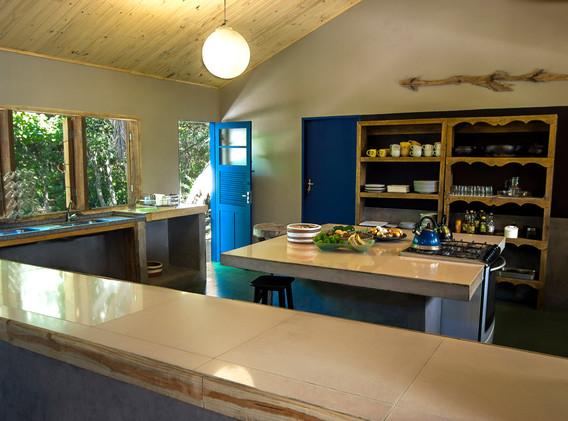 Cozinha do Ashram