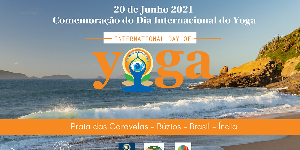 Presencial Comemoração do Dia Internacional do Yoga