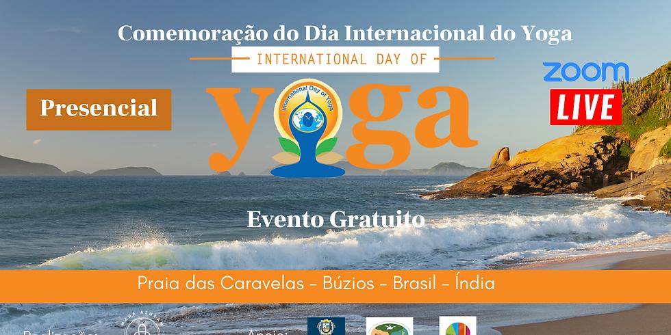 Online International Yoga Day Celebration