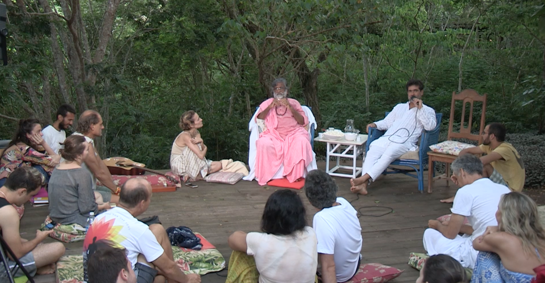 Satsang no Deck
