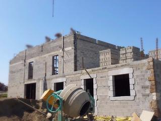 Construction d'une maison avec 2 appartements