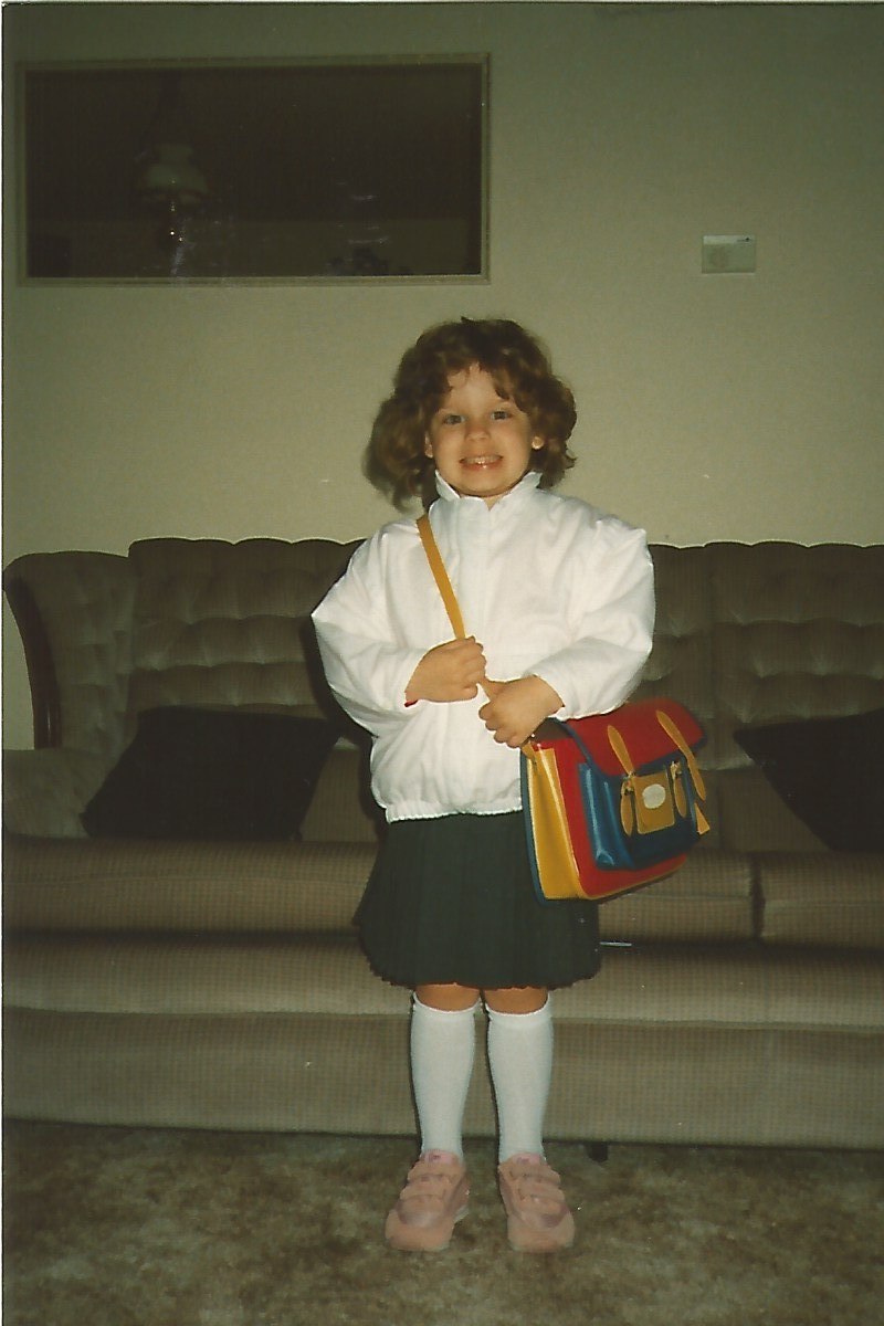 ready for school 80s