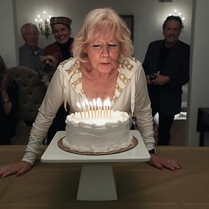 Olga's 80th