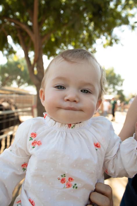 Cecilia, 8 months