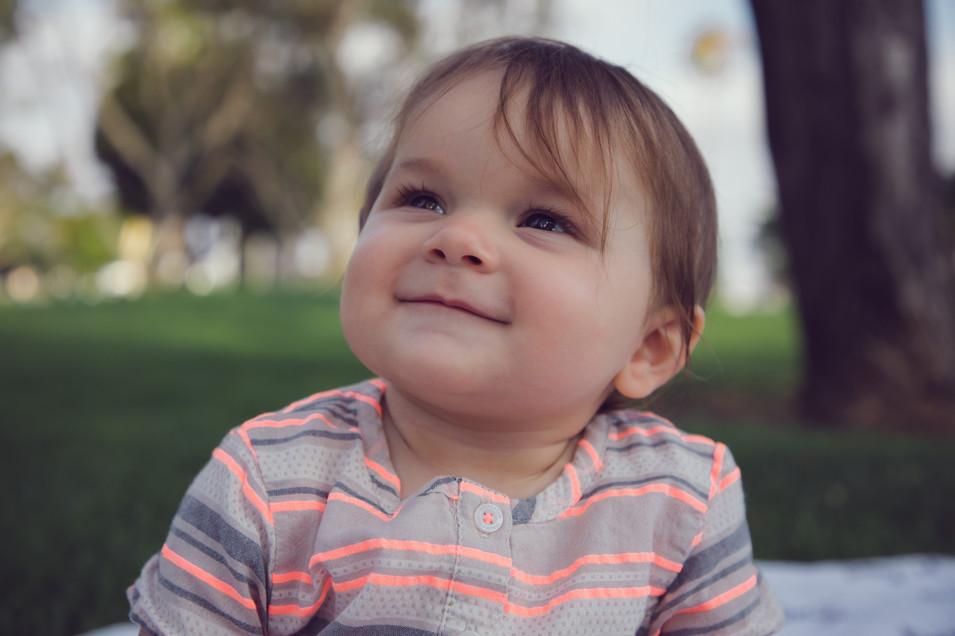 Mona, 9 months