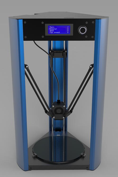 3D프린터 : 델타 미니 180 +사용자 교육 무료