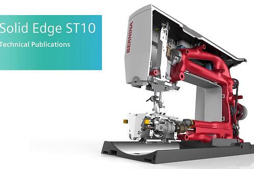 SIEMENS Solid Edge ST10 + Mini 3D프린터 무료 + Filament 1 set + 무상 교육