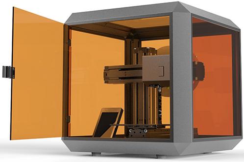 Snap Maker Enclosure : 깔끔한 마감처리, 장비 동작 간 작업자 보호 / 성능향상