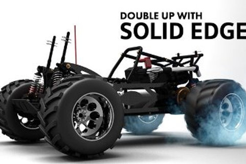 """SIEMENS Solid Edge ST9 Classic + Mini 3D Printer bundle """