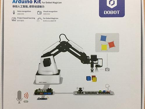 DOBOT 아두이노 AI Kit ( PixyCam2 비전, Arduino, 음성인식 등 포함)