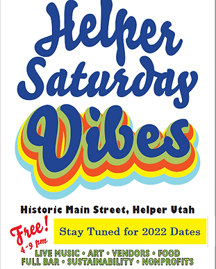 Helper Saturday Vibes Poster 2022.png