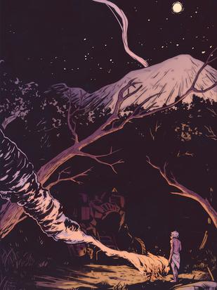 Ol' Ironside: Page 1