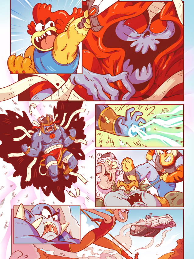 ThunderCats Roar: Test Page