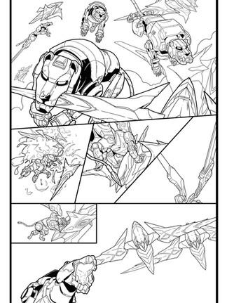 Voltron Legendary Defender: Page 3