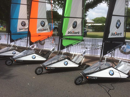 KBUK at Americas Cup World Series