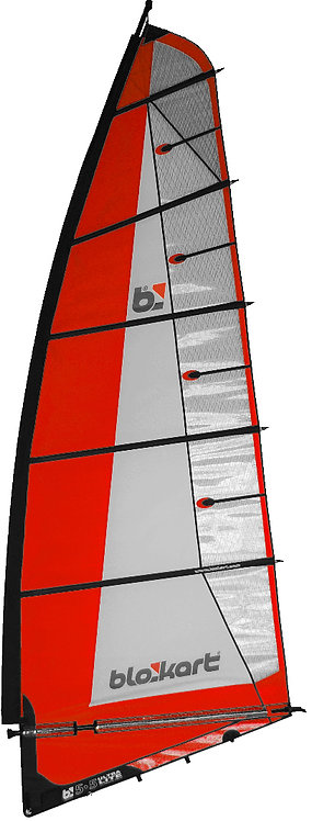 5.5m Sail - Red