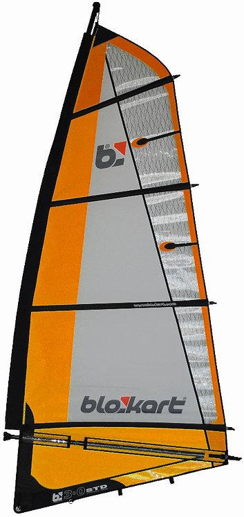 3m Sail - Orange