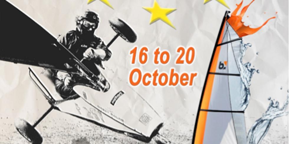 2019 European Blokart Championships