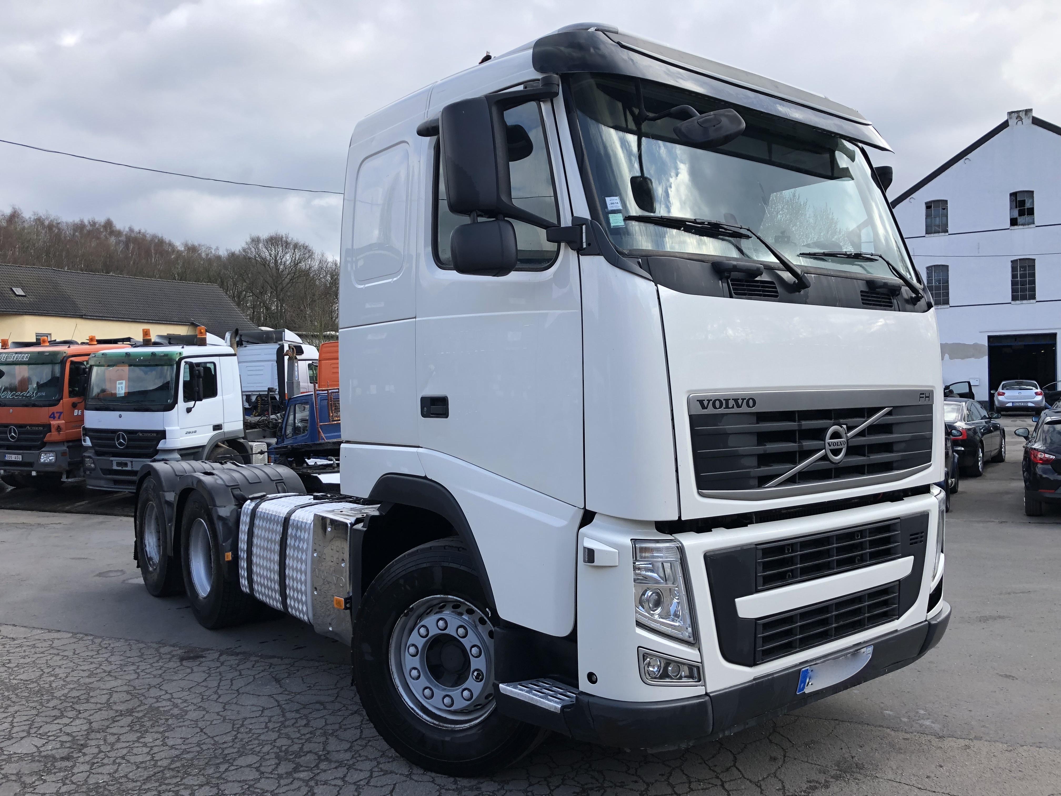 Volvo FH 13 500 6x4 SZM