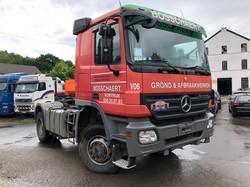 Mercedes Benz Actros 2041 AS