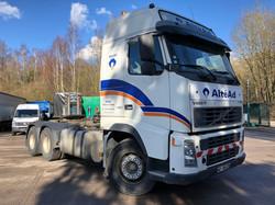 Volvo FH12 460 6x4 Blatt Luft