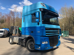 DAF XF 105.460*SUPERSPACECAB