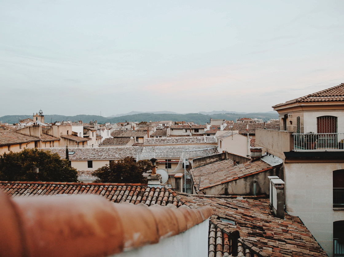 MOVING TO THE SOUTH OF FRANCE