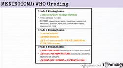 WHO Grading