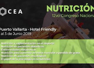 Lanzate como conferencista a nuestro evento de Nutrición 2019