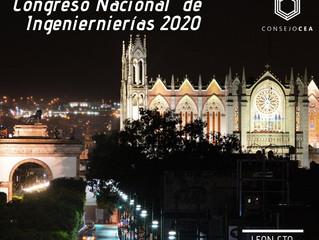 Congreso de Ingenierías 2020 León Gto. -Investigación Temática