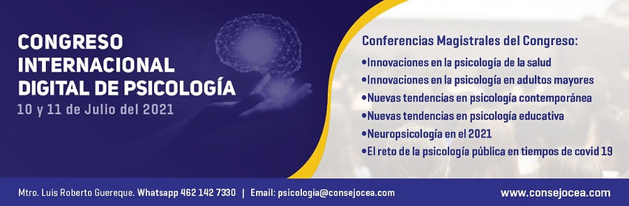 Congreso Internacional de Psicología