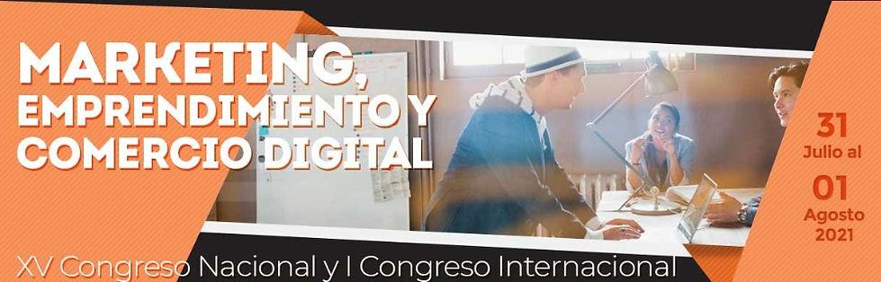 Congreso Internacional Digital de Marketing, Emprendimiento e Ecommerce