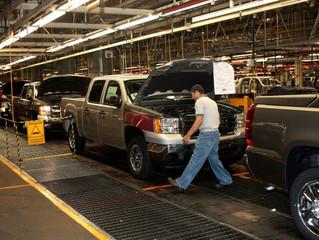 General Motors Silao Gto toma decisión de parar planta completa