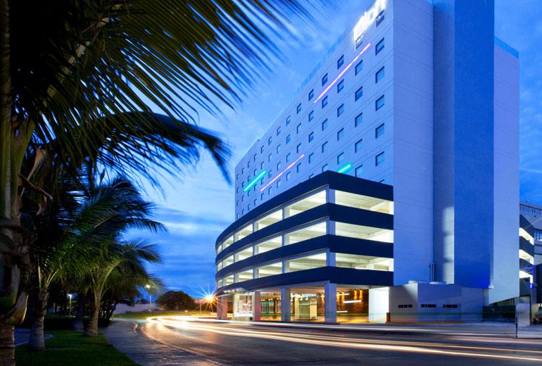 Aloft Cancún