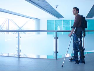 Exoesqueletos, una innovación que esta cambiando vidas