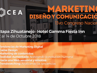 13vo Congreso Nacional de Marketing, Diseño, y Comunicación.
