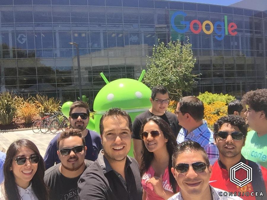 Viaje Academico a Silicon Valley California
