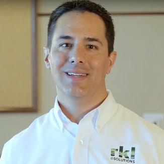 Walt Goodfield, VP of Sales and Marketing, RKL eSolutions
