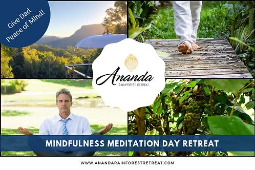 Mindfulness Meditation Day Retreat - Father's Day