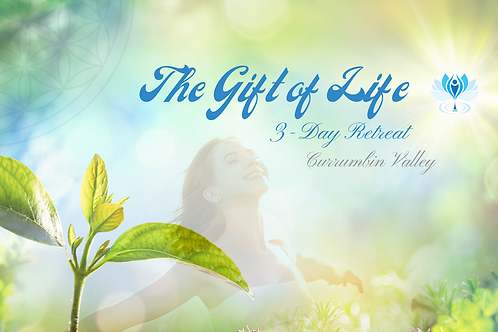 Gift of Life 3-day Retreat - Shared Accommodation