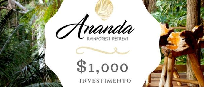 Investimento de AU $1,000 - ANANDA