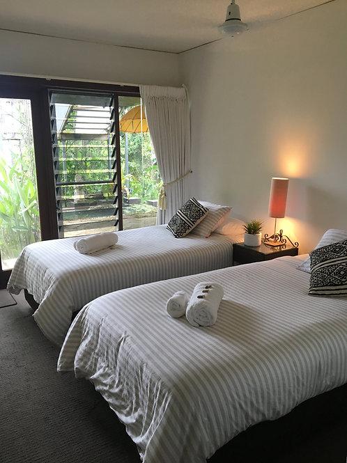 Shared Accommodation - Inherent Naturalness Weekend Retreat (3 Instalments)